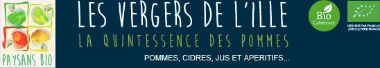 Cidres, jus de pomme bio à Rennes